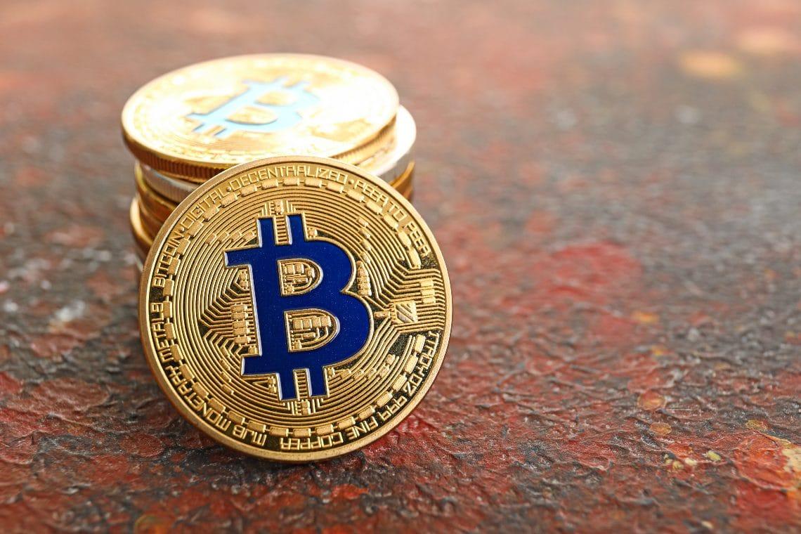 Bitcoin: di nuovo in riduzione la fornitura sugli exchange