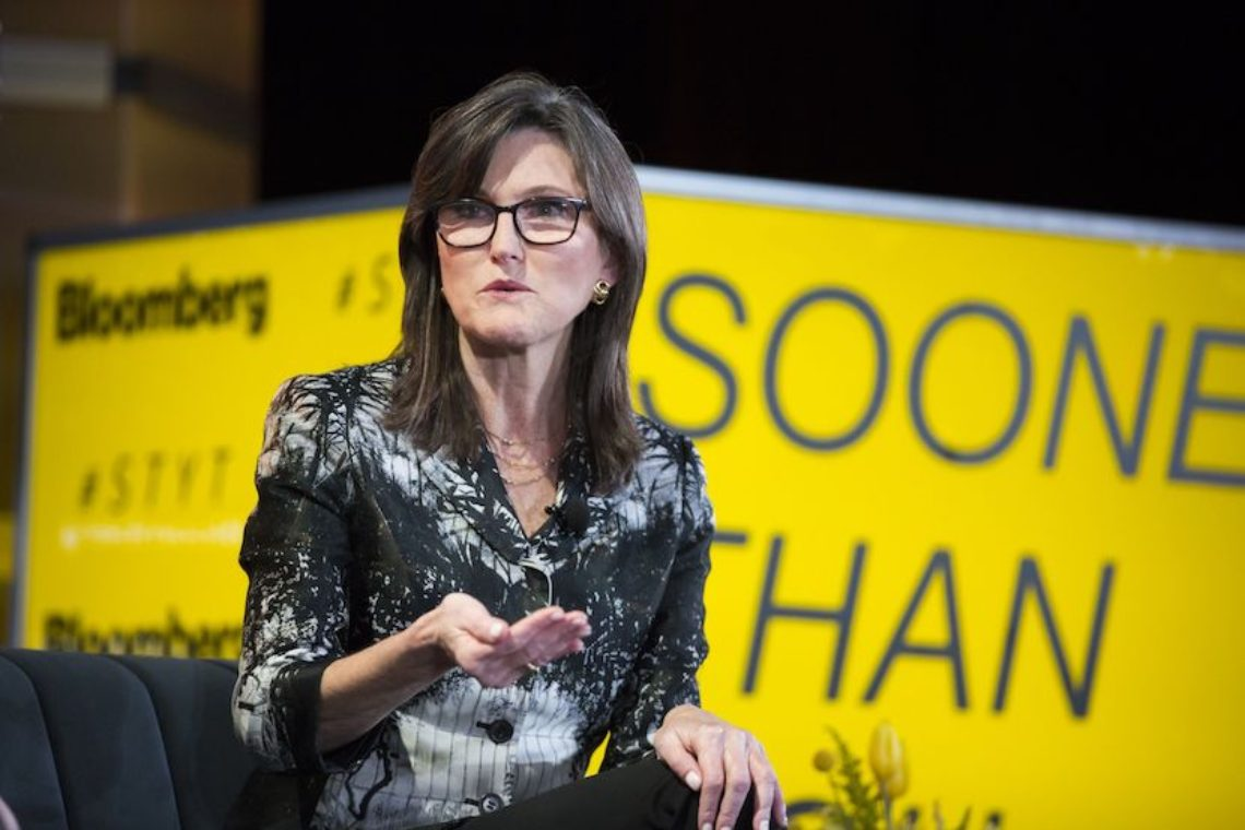 Cathie Wood: Bitcoin a 500.000$
