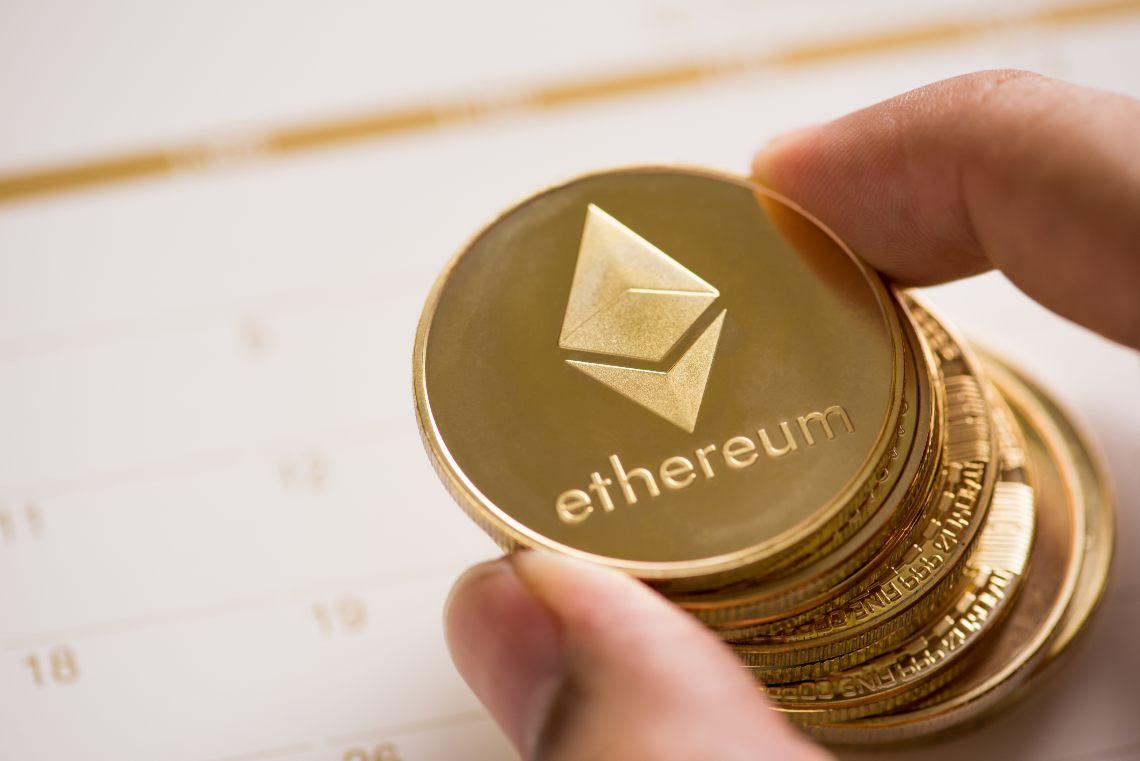 WisdomTree lancia un ETP su Ethereum in Europa