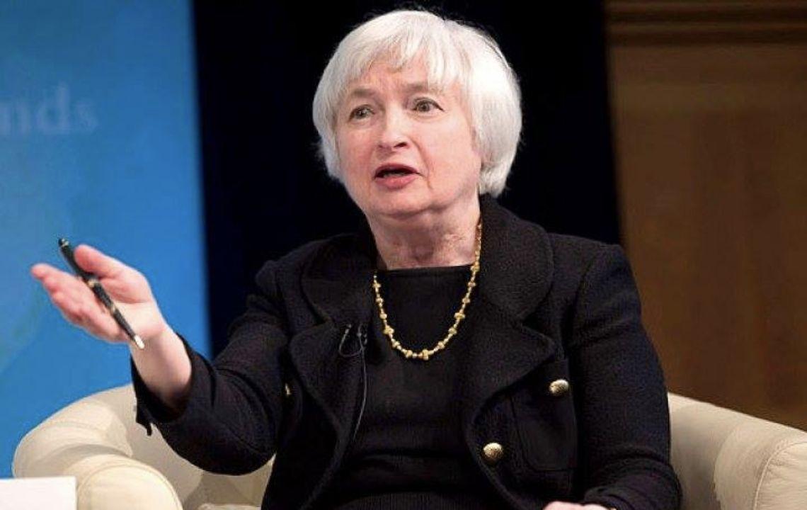Crypto Janet Yellen