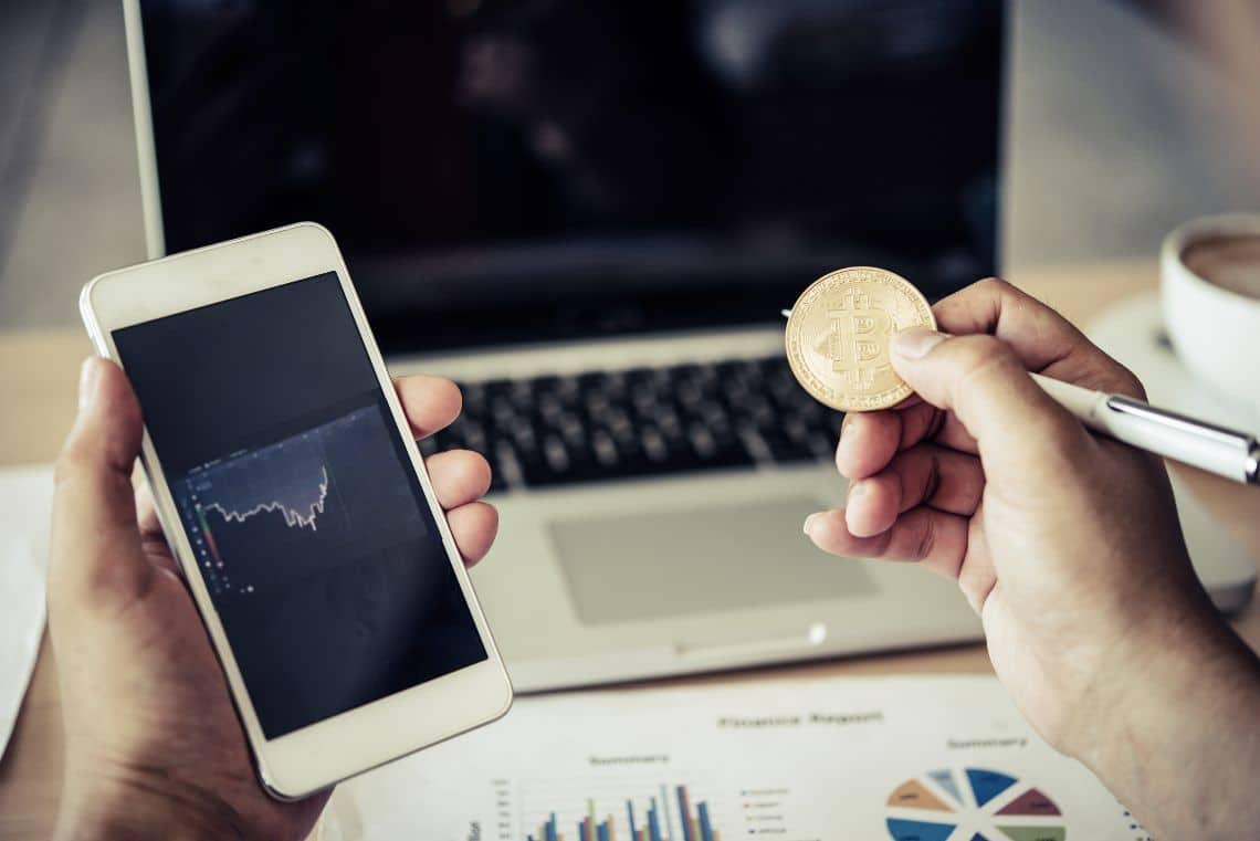 trading bitcoin PayPal