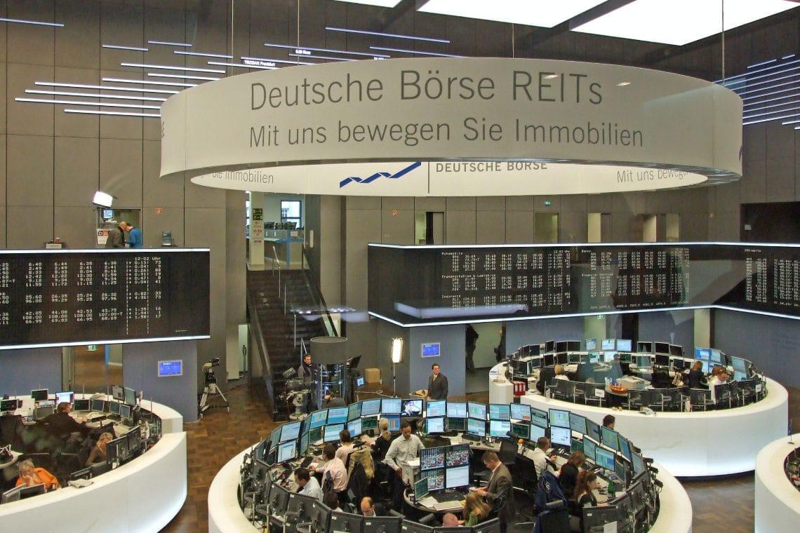 Deutsche Börse ha comprato Crypto Finance
