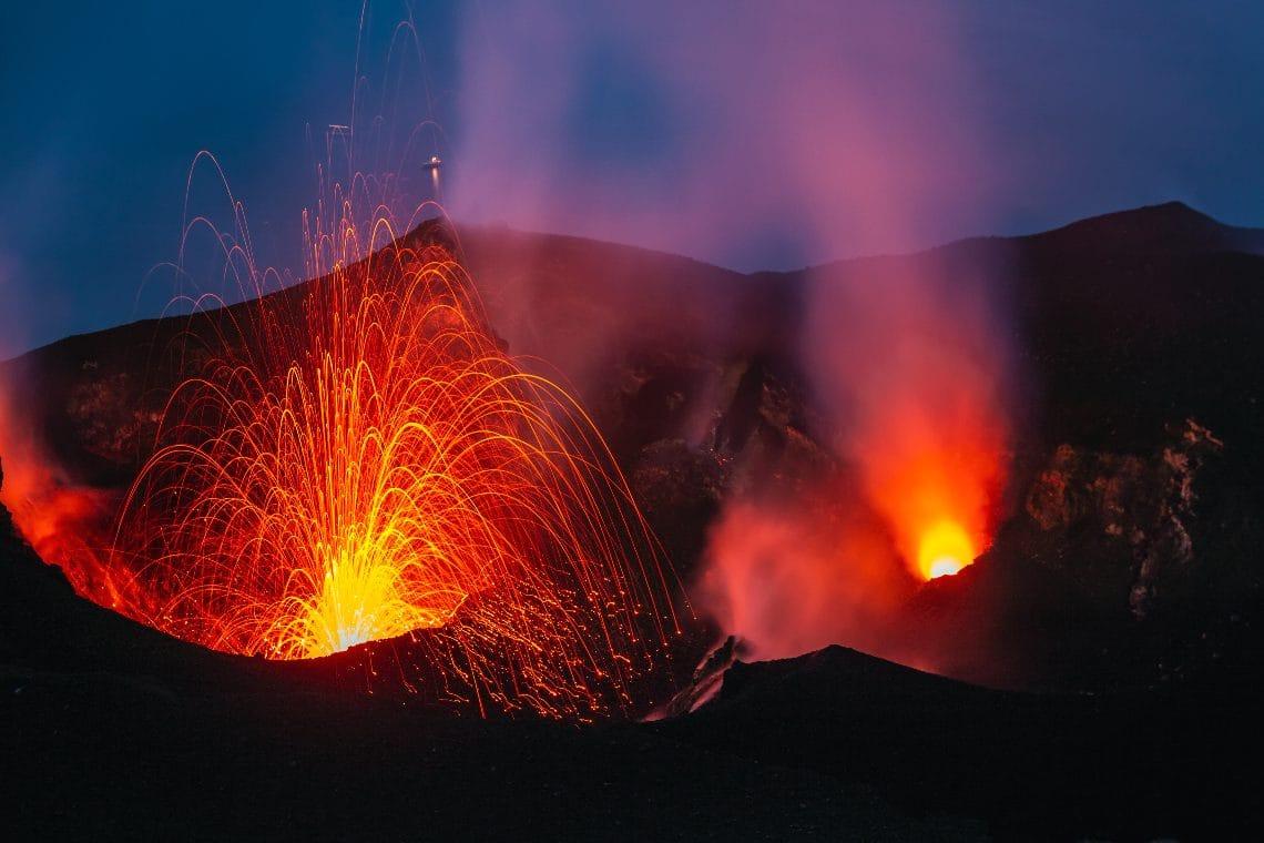 Mining di bitcoin: in El Salvador lo vogliono fare con i vulcani