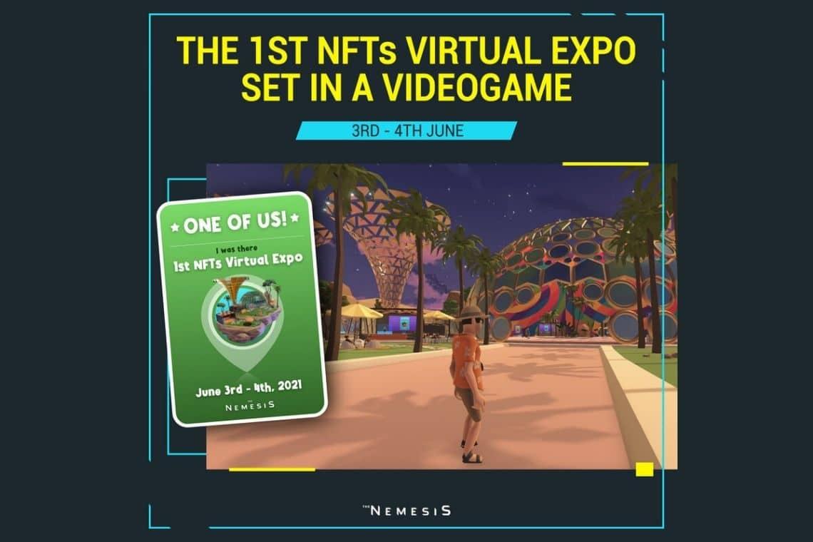 NFTs Expo su The Nemesis: pronti a partire!
