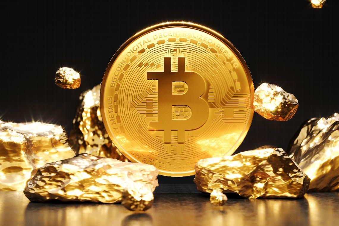 Continuano i confronti tra bitcoin e oro: simili o diversi?