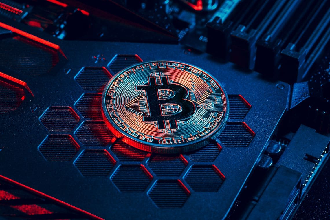 la quantità di dati fa uso mining bitcoin