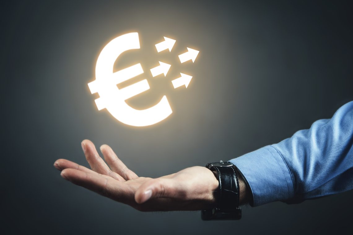 Come sarà l'euro digitale: i design ipotizzati