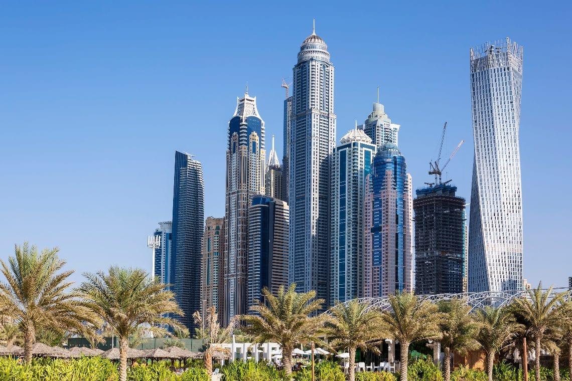 Un fondo su bitcoin listato al Nasdaq di Dubai