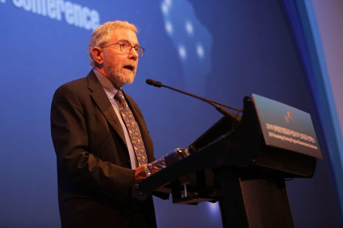 Paul Krugman, il Nobel che continua a sbagliare su Bitcoin