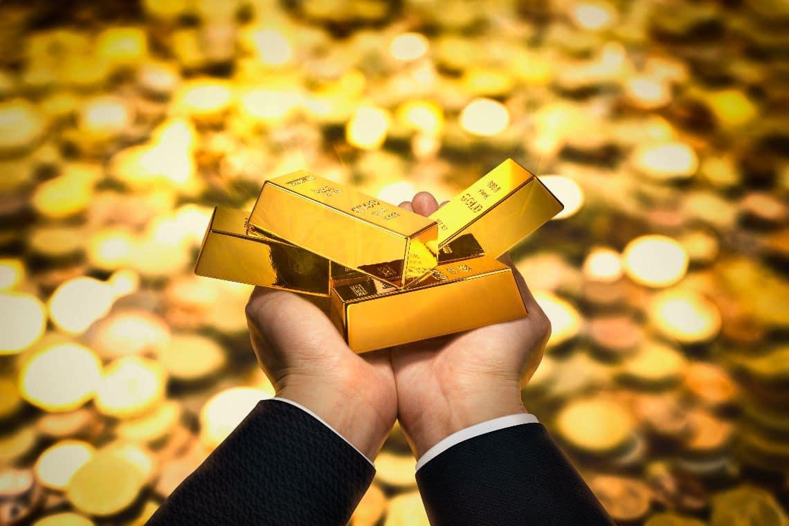 Grande successo per Pax Gold e Tether Gold