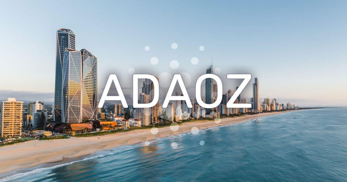 Cardano SPO: ADA Australia (ADAOZ)