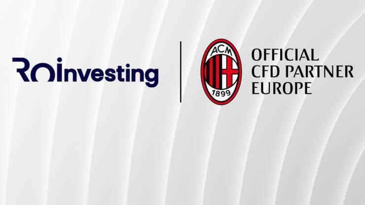 AC Milan e ROInvesting annunciano il rinnovo della partnerhsip