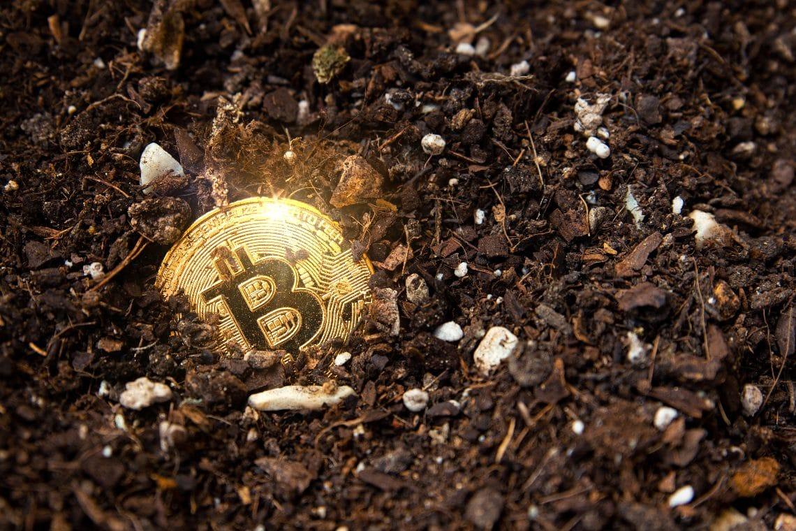 Bitcoin mining sostenibile al 56%