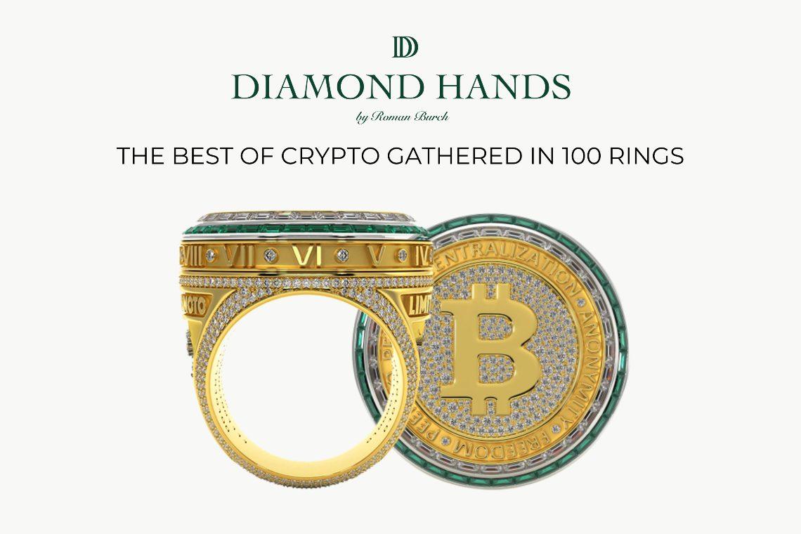 Il meglio delle crypto raccolte in 100 anelli