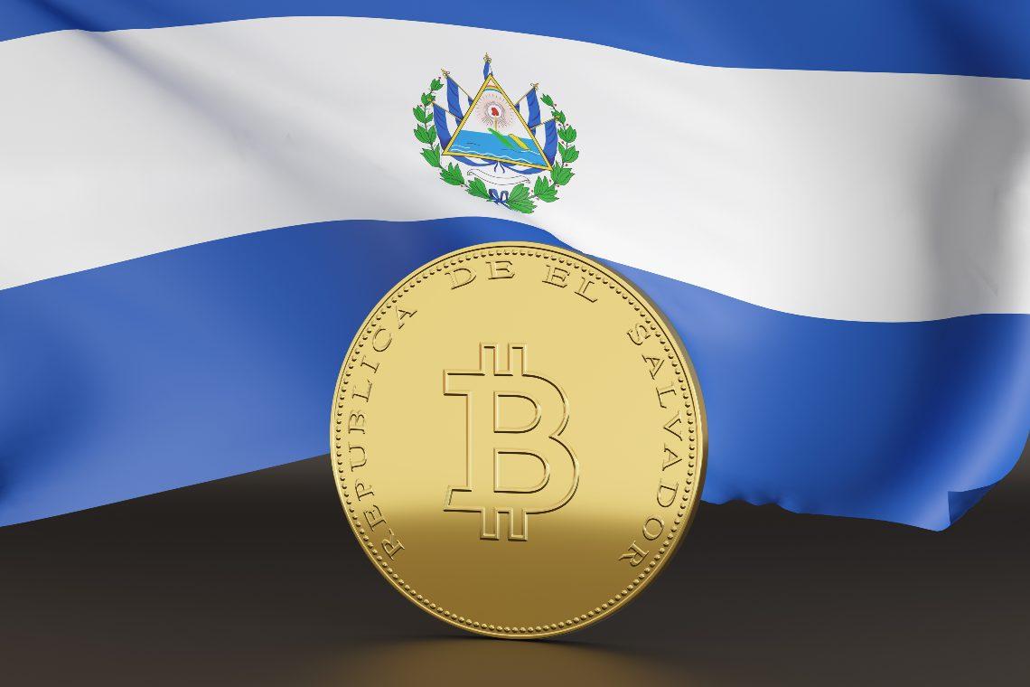 El Salvador, protesta anti bitcoin