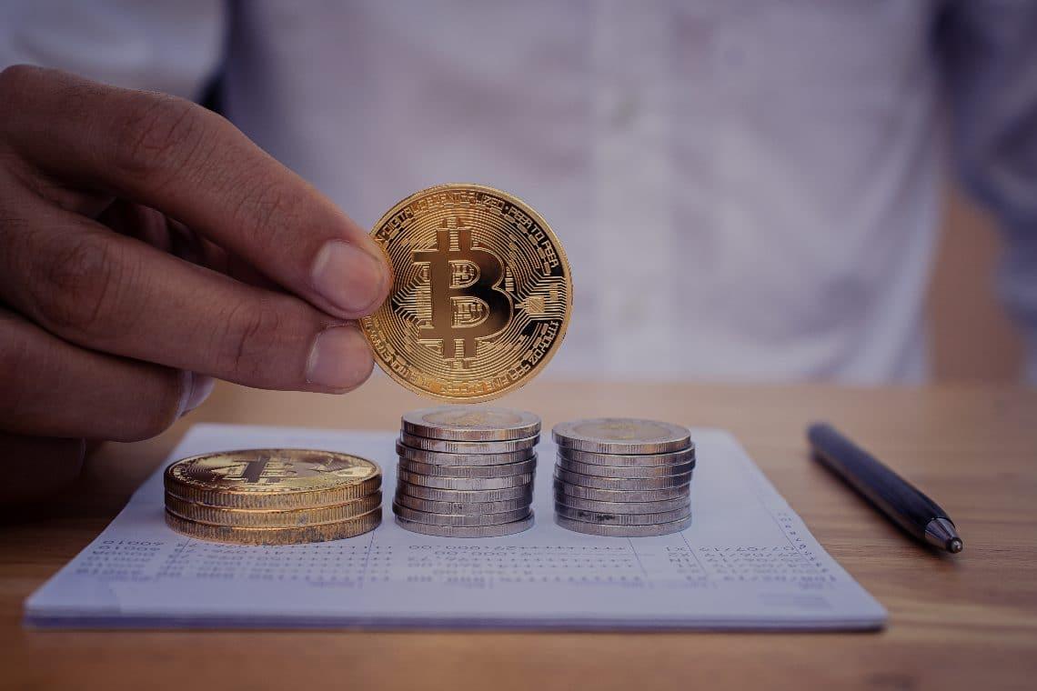 bitcoin a noi di valuta