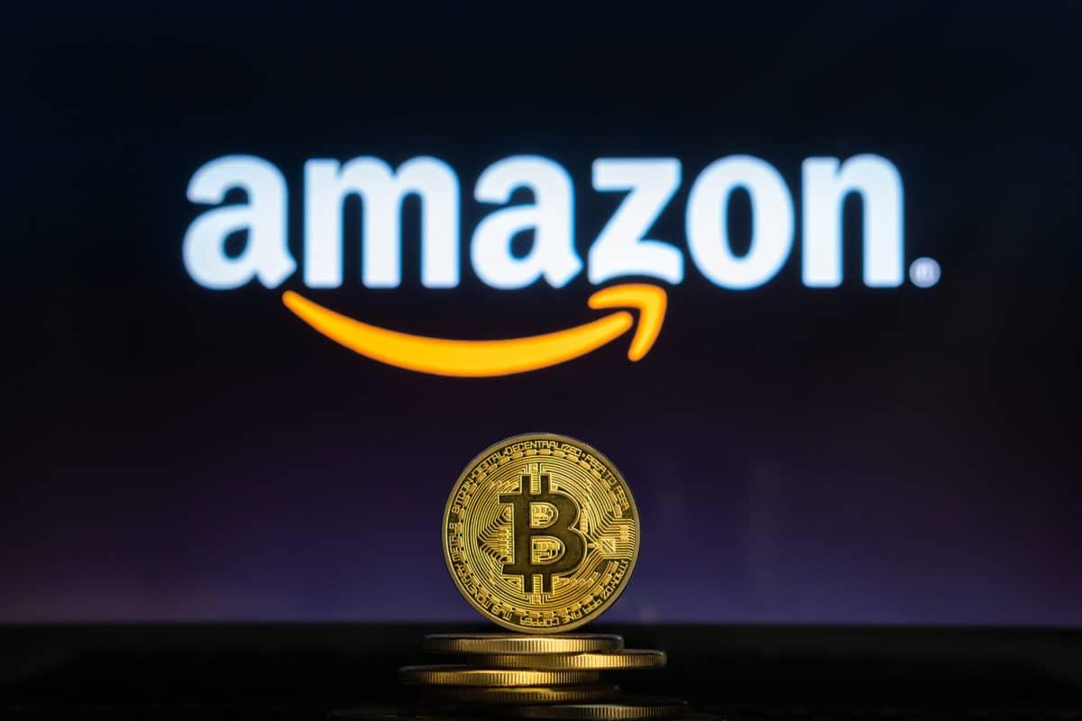 Amazon potrebbe accettare bitcoin entro fine anno