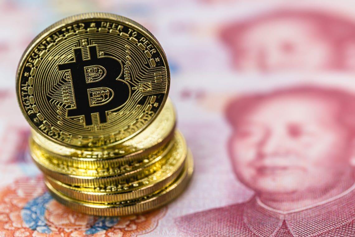 La Cina chiude un sito che offriva servizi crypto