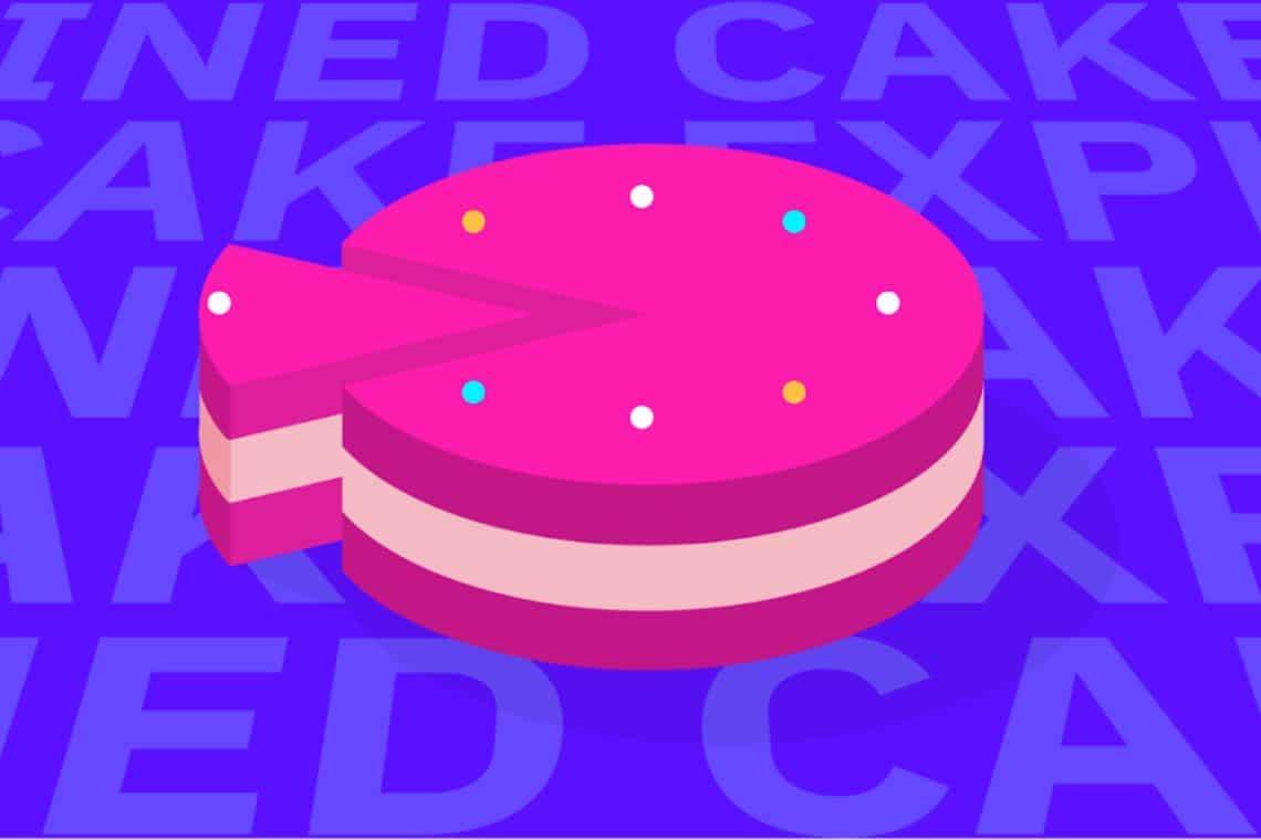 Cake DeFi - Prendi i tassi d'interesse come ai tempi di tua nonna