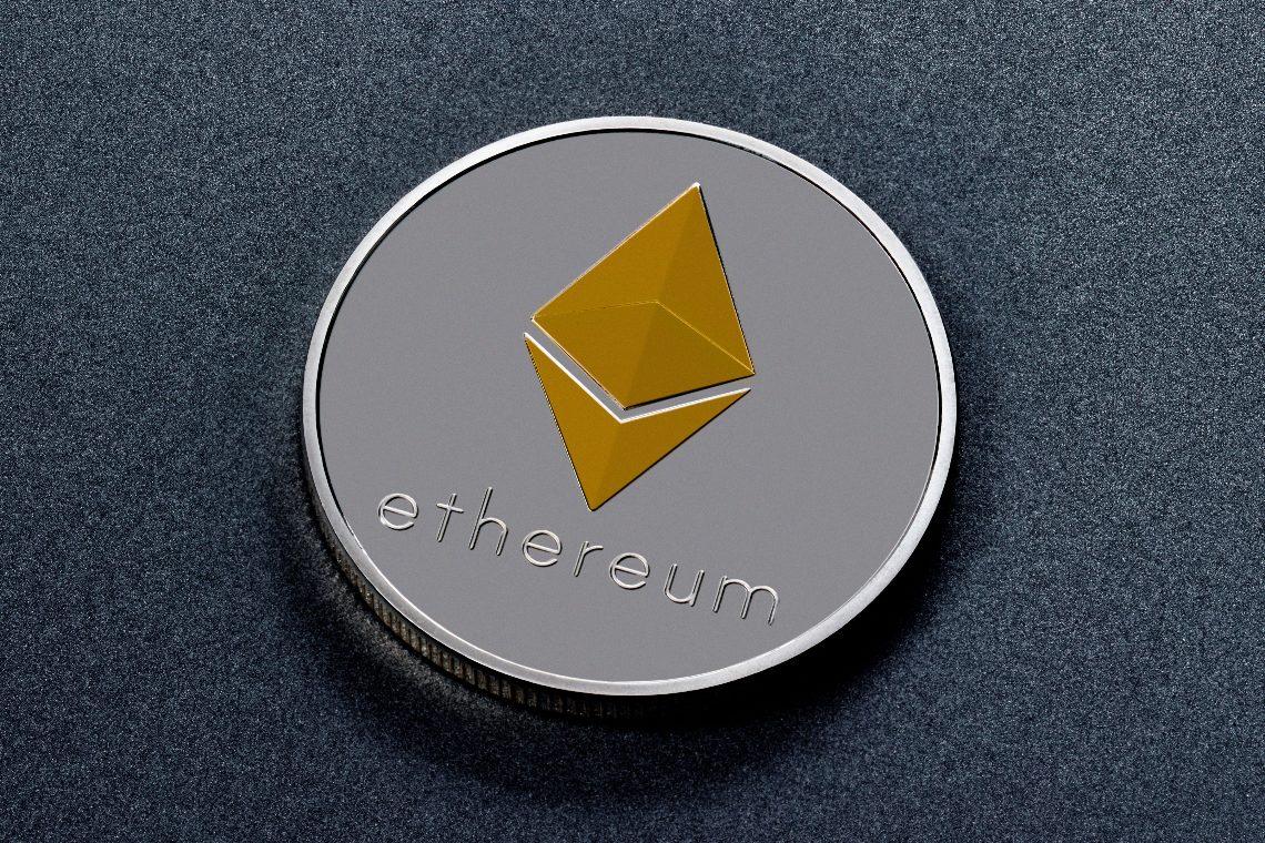 Segnali bullish sul prezzo di Ethereum