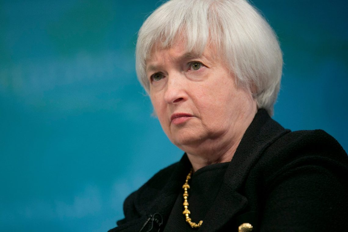 Janet Yellen: regolamentare subito le stablecoin