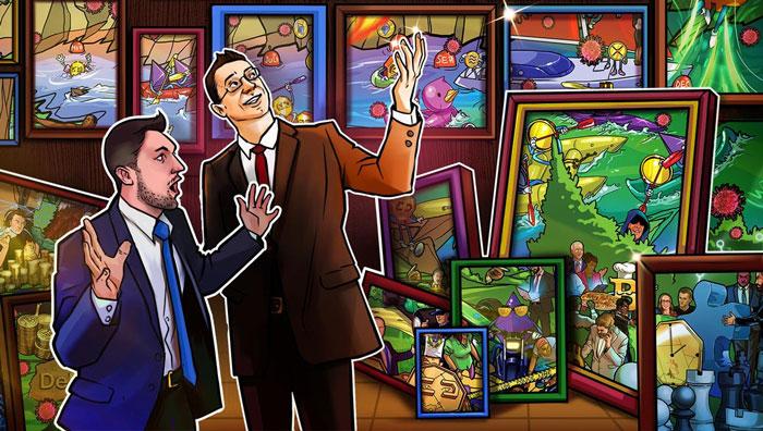 NFT: Binance tokenizza Leonardo da Vinci e Van Gogh