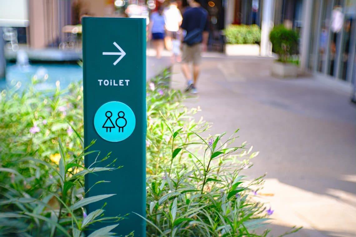 In Sud Corea una toilette paga in crypto