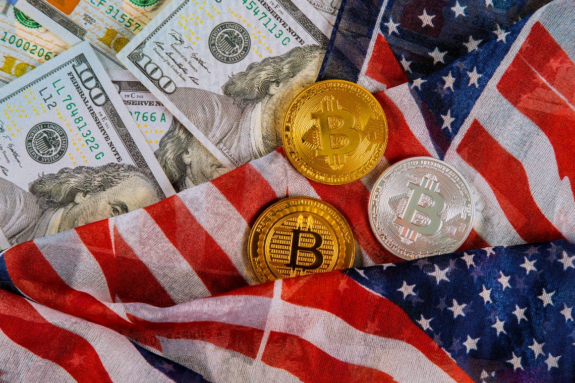Stati Uniti, 46 milioni di persone hanno bitcoin