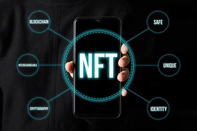Oggi va all'asta un NFT ricavato dall'opera
