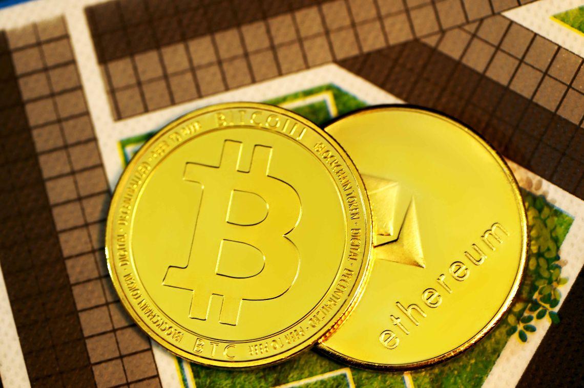 Bitcoin a 100.000$ se segue le prestazioni di Ethereum