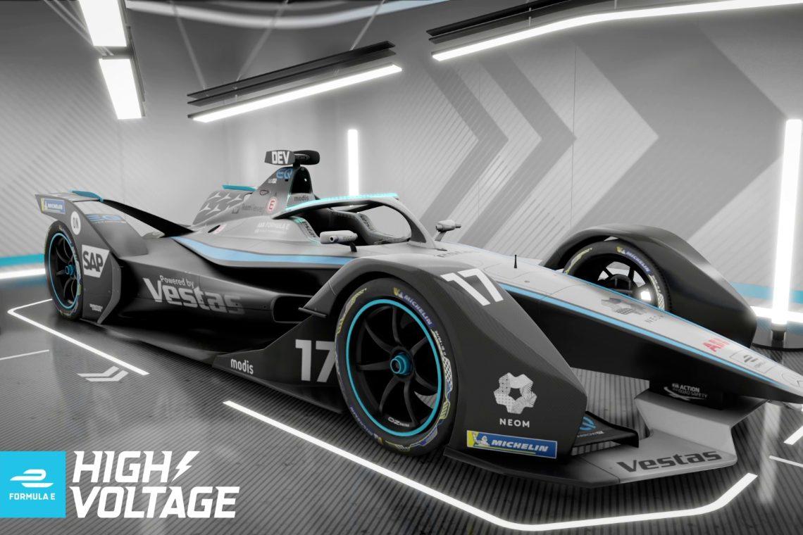 Animoca Brands lancia gli NFT della Formula E