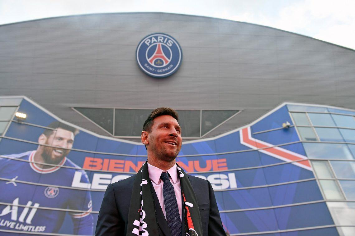 Leo Messi al Paris Saint Germain pagato in fan token $PSG