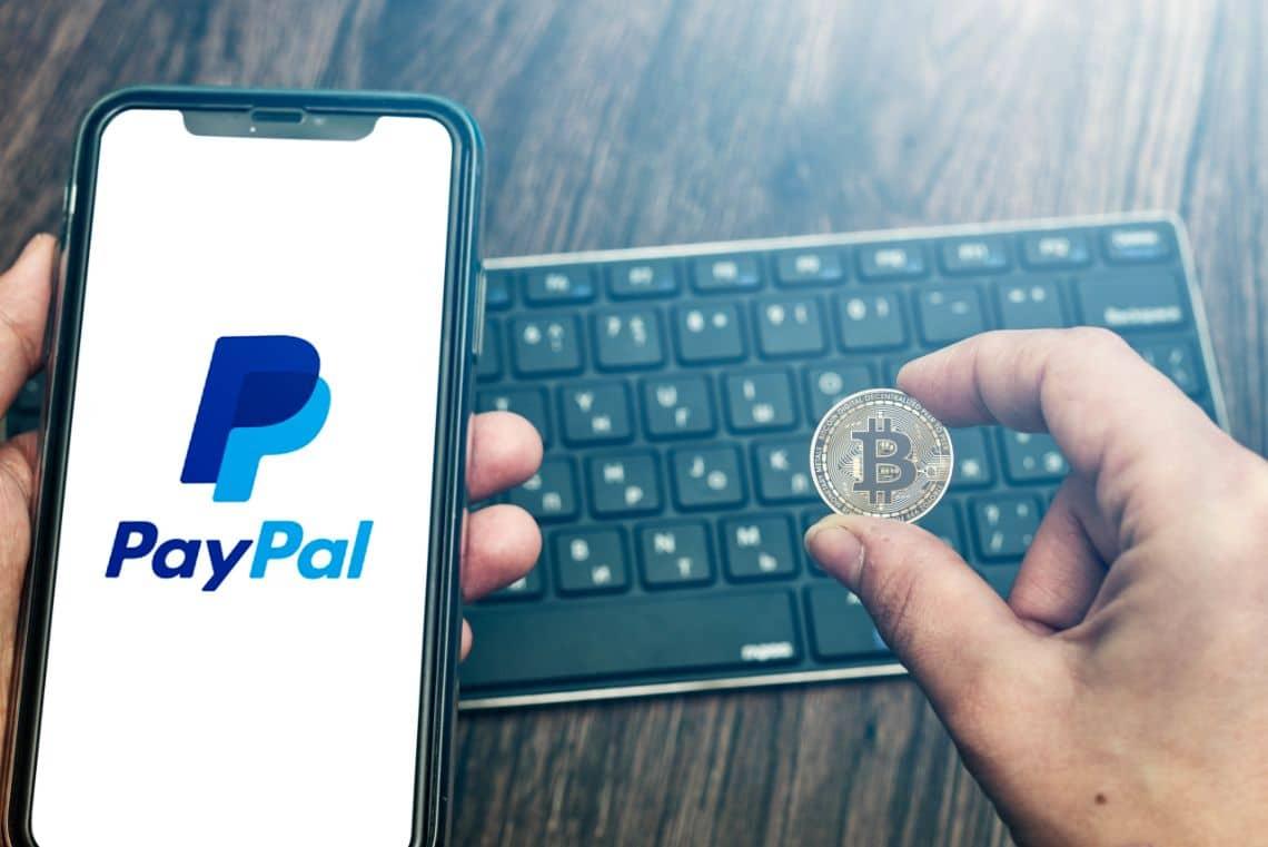 PayPal: al via gli scambi di criptovalute in UK