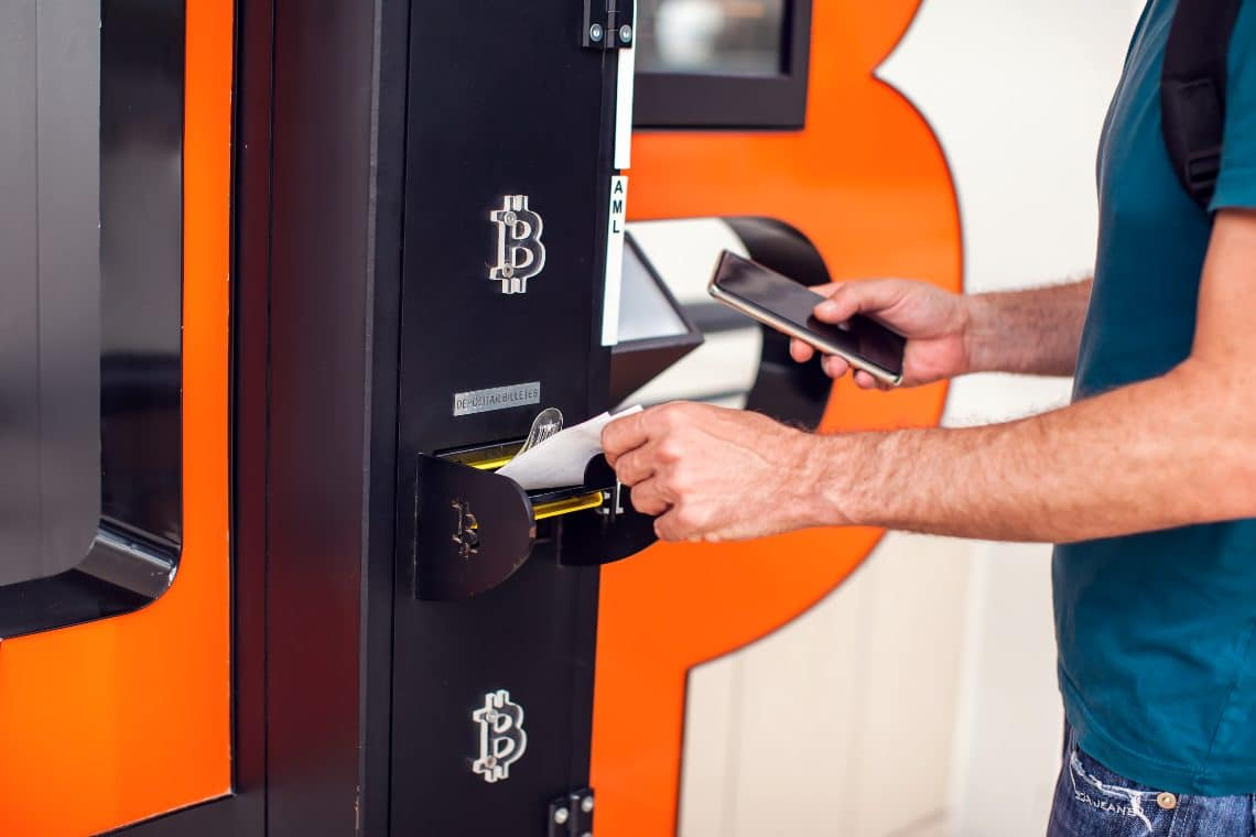 ATM Bitcoin: NCR vuole comprare LibertyX