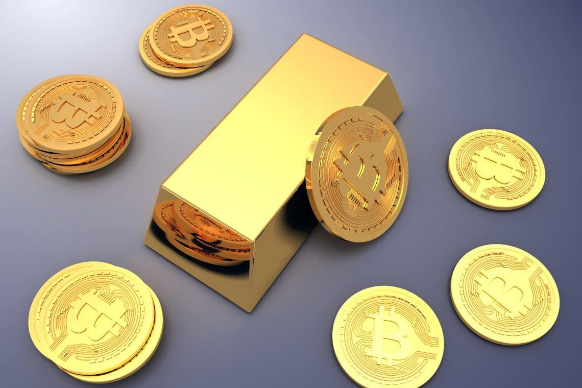 Bitcoin meglio dell'oro contro l'inflazione
