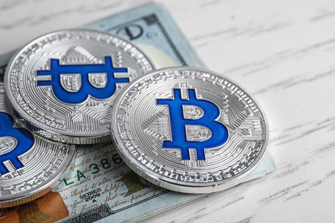Bitcoin: prezzo in crescita, ma poche le transazioni