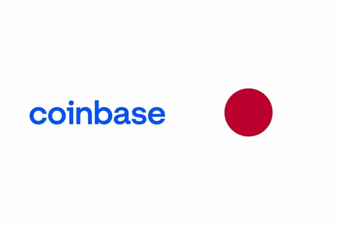 Coinbase annuncia il lancio in Giappone