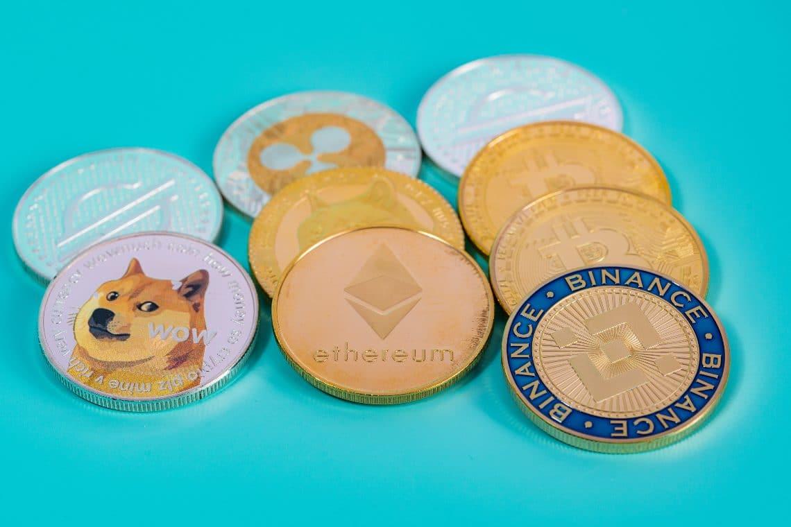 Sentiment crypto: Stellar, Binance Coin e Dogecoin nella top 5
