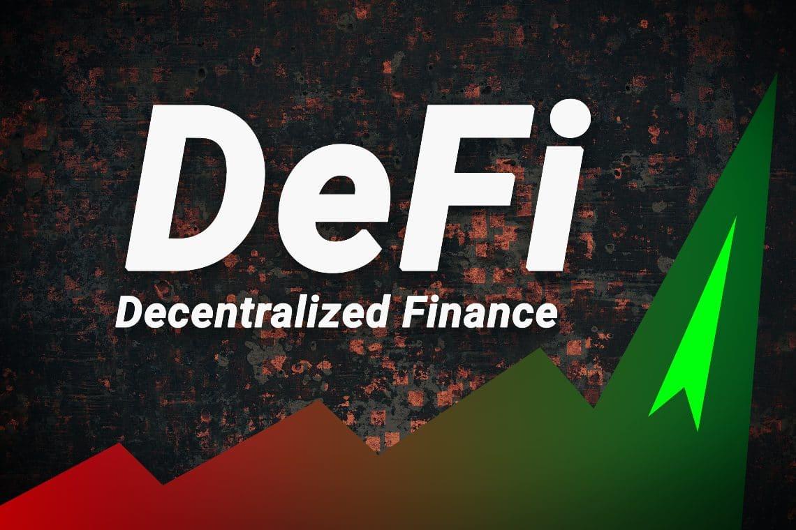 DeFi: livelli da record su Ethereum e Binance Chain