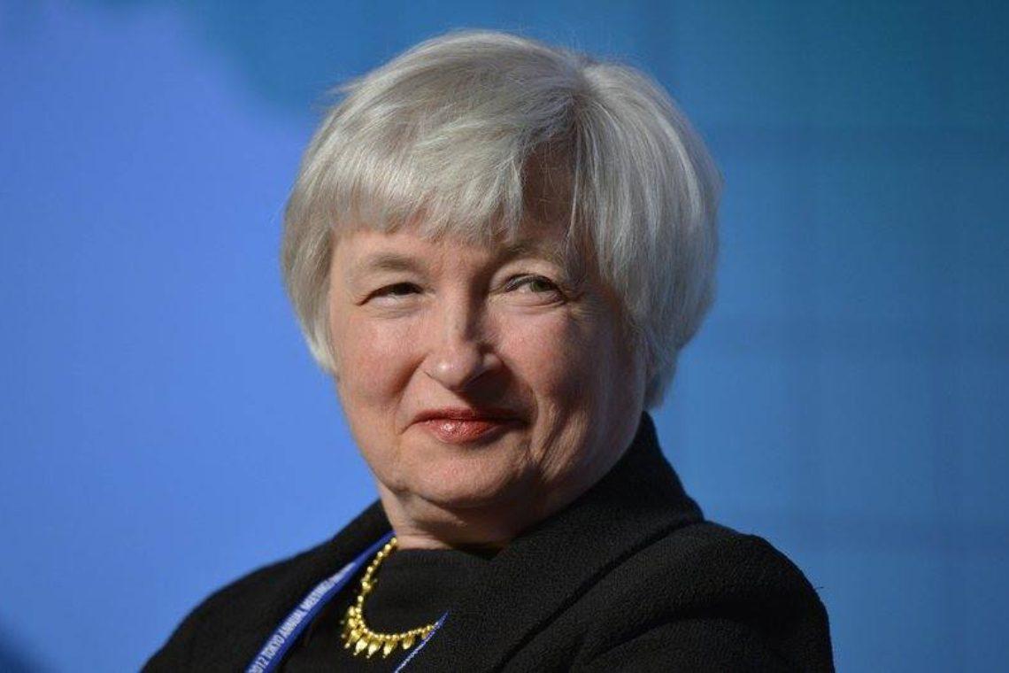 Janet Yellen a favore della regolamentazione delle criptovalute?