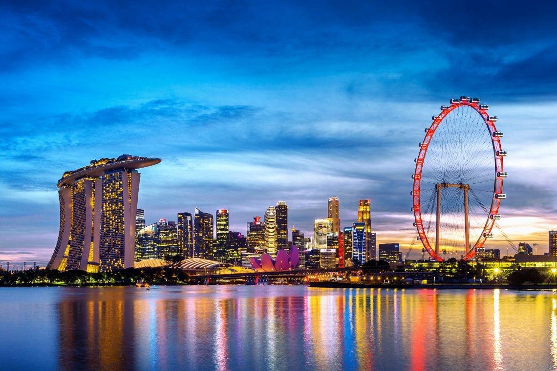 Ethereum (ETH) più popolare di Bitcoin (BTC) a Singapore?
