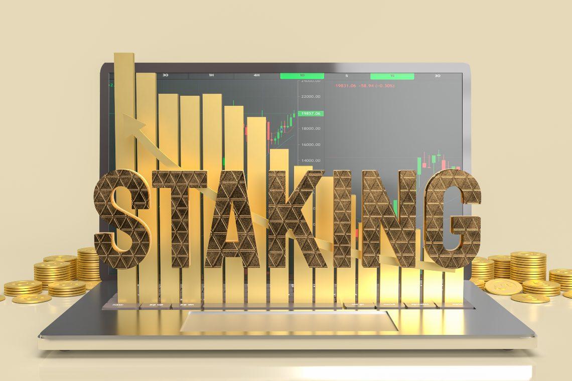 Come fare staking con le criptovalute