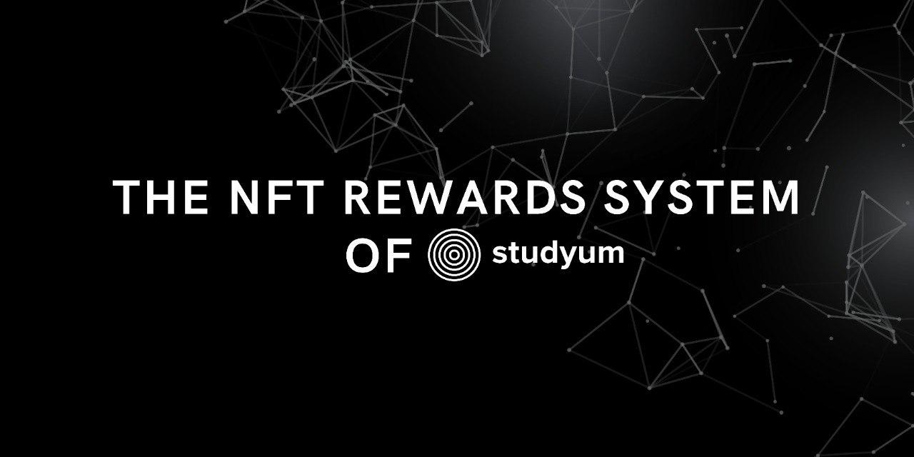 Studyum promuove lo studio attraverso un incredibile sistema di ricompense NFT