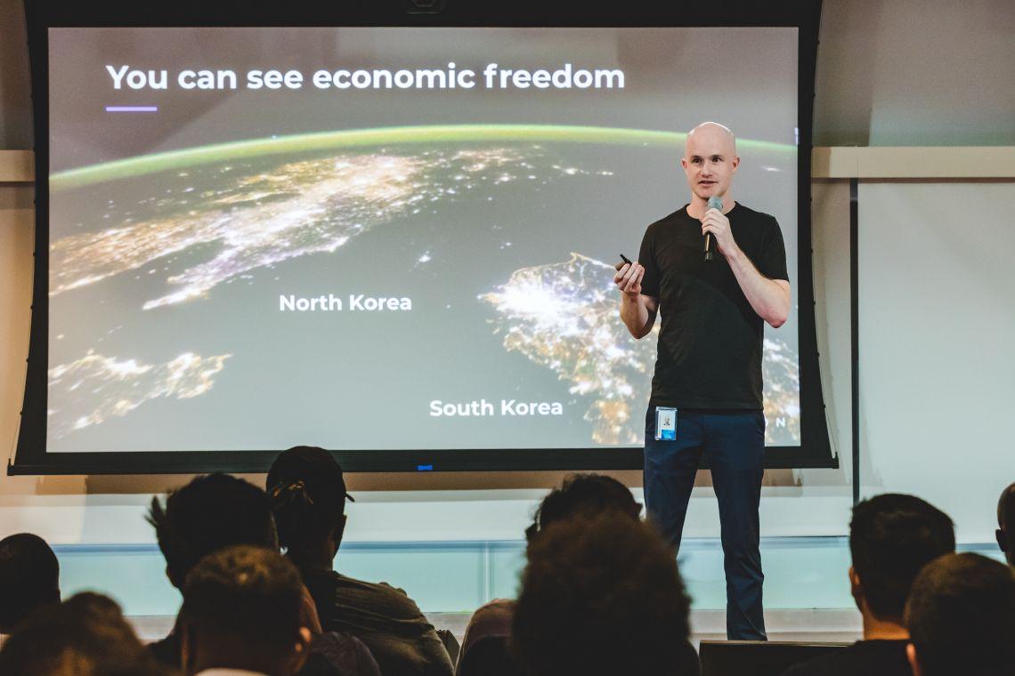 Brian Armstrong: USA miglior paese al mondo per le crypto