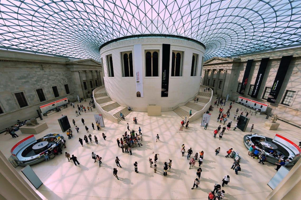 British Museum vende NFT inclusa