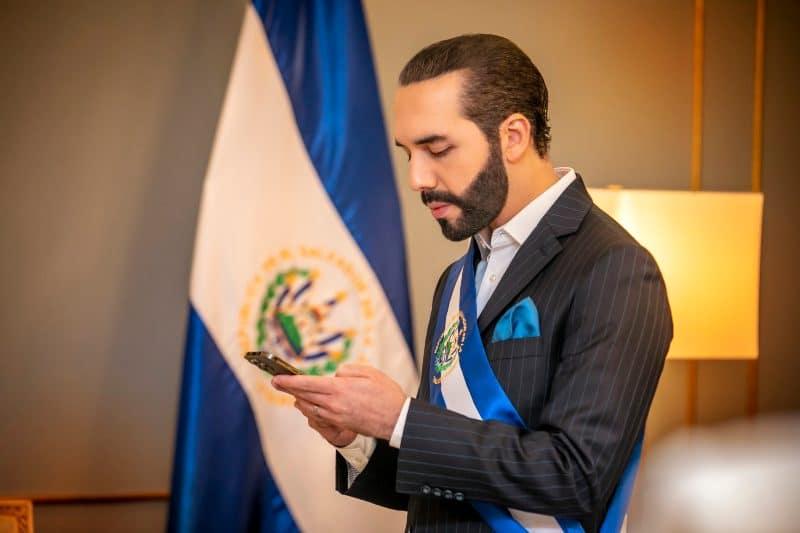 President Bukele El Salvador