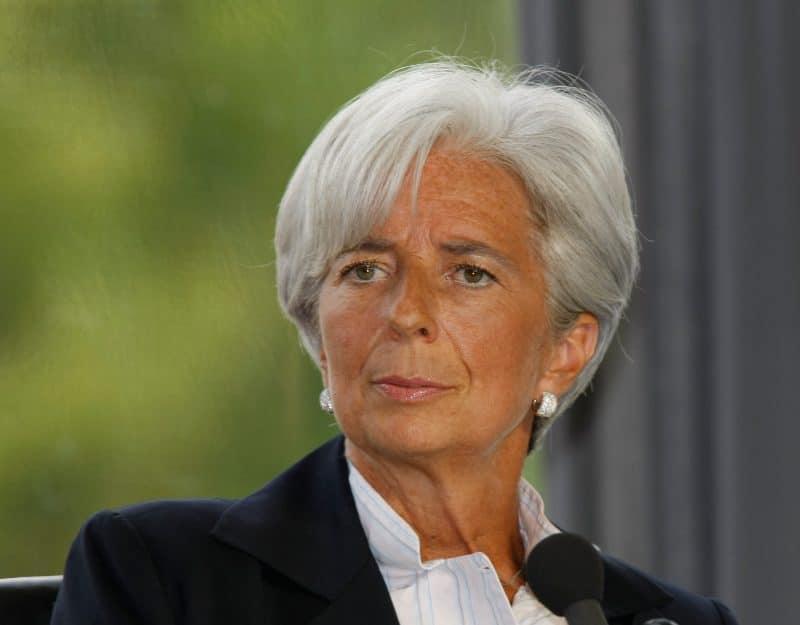 Digital euro Christine Lagarde