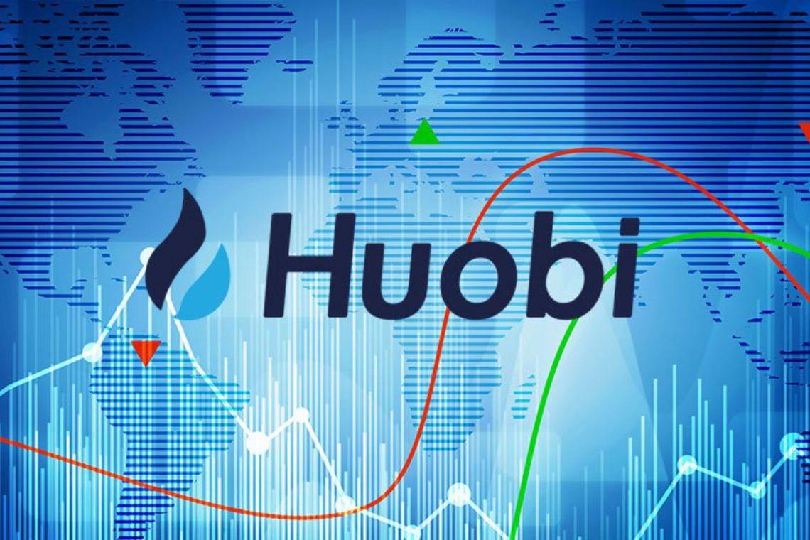 Huobi brucia $35 milioni in token HT e sale del 55%