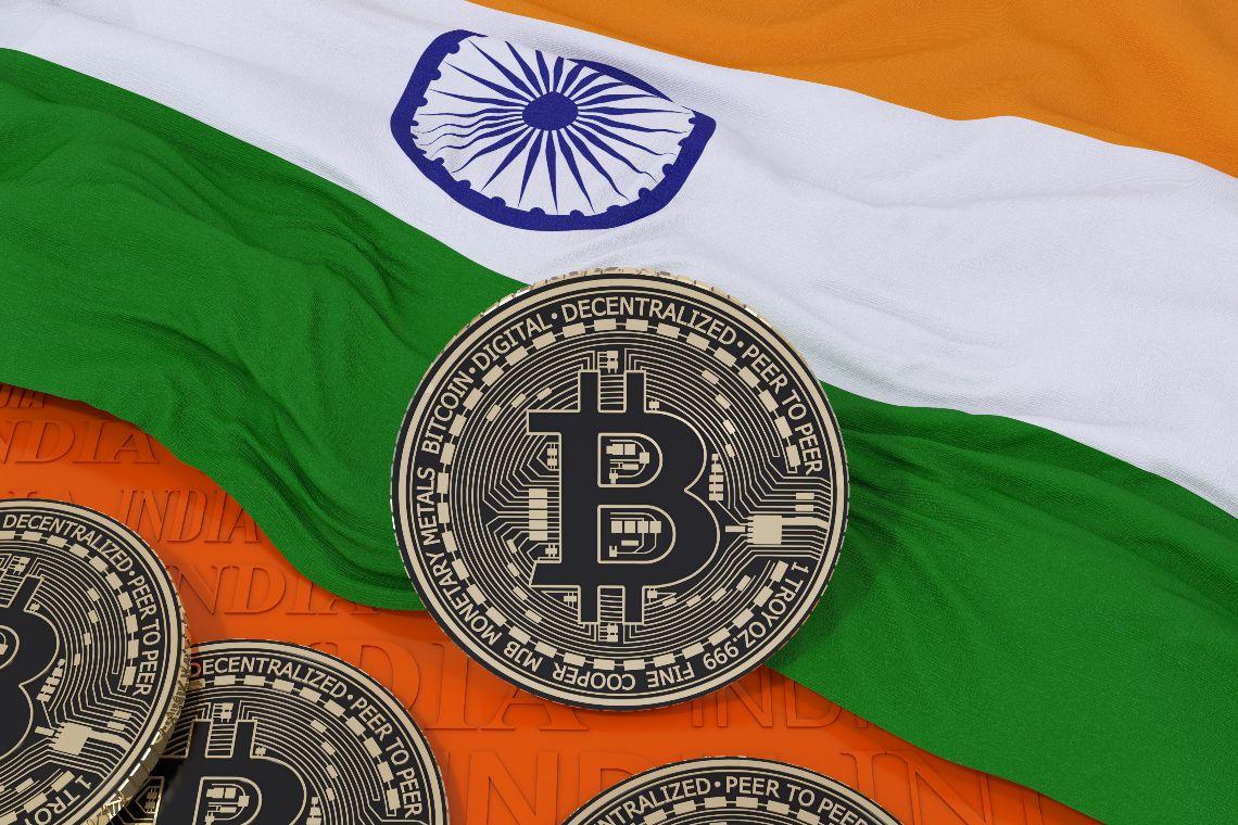 Boom delle crypto valute in India nel 2021