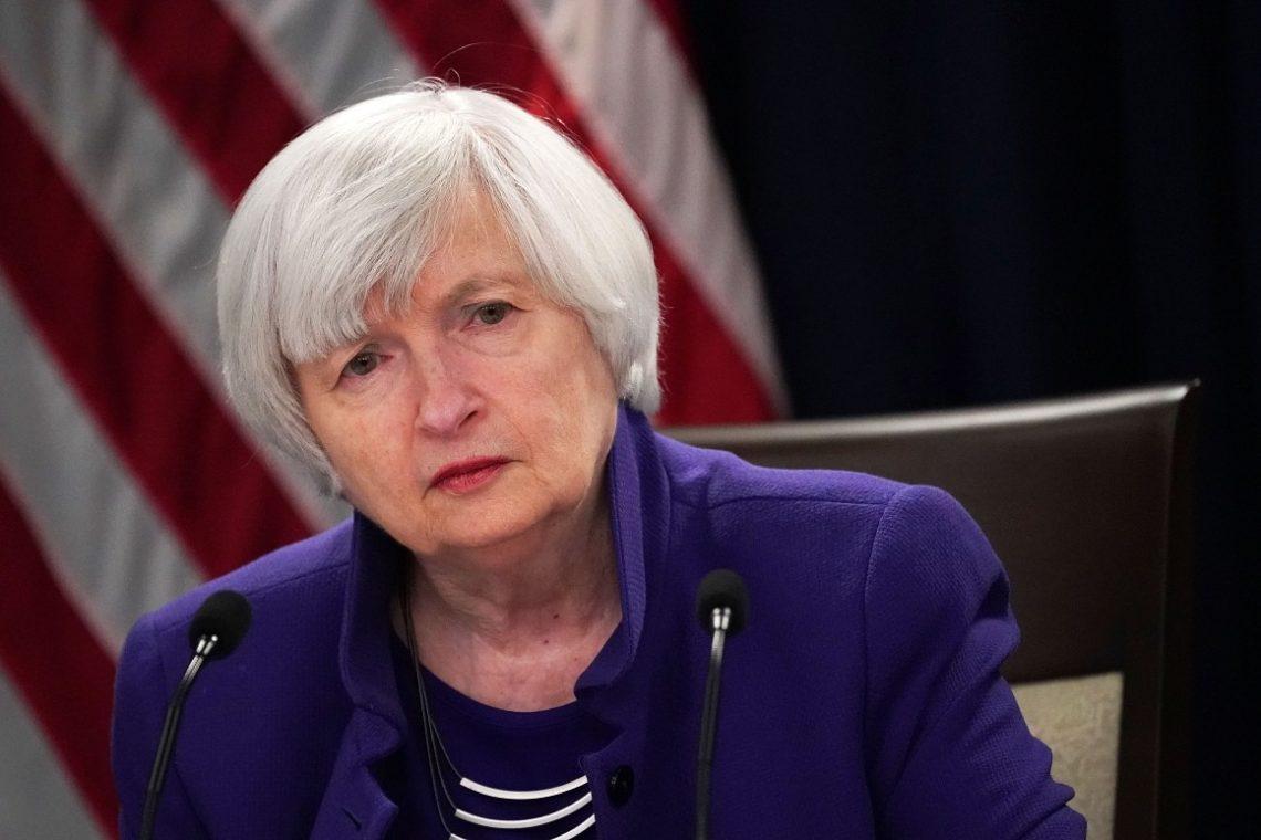 Debito USA Yellen